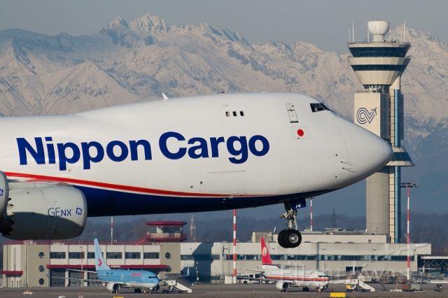 BOEING 747-8 (JA14KZ)