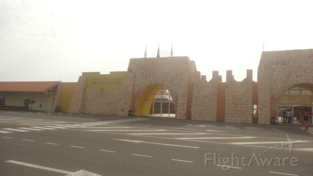 "— — - ""Open-Air""-Airport Boa Vista"