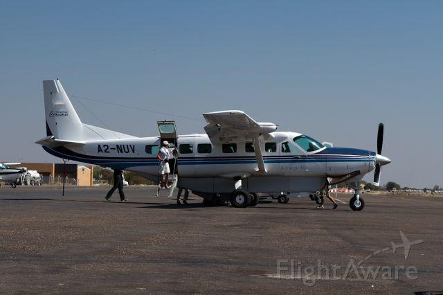 Cessna Caravan (A2-NUV)