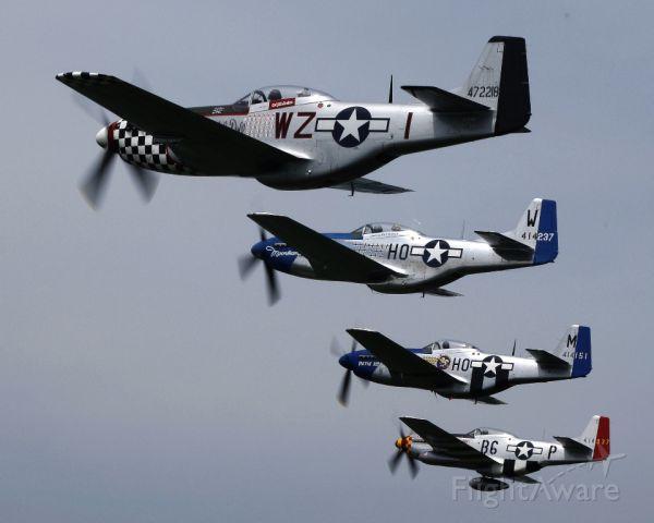 North American P-51 Mustang (N5427V)