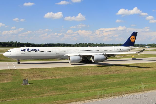 Airbus A340-600 (D-AIHA)