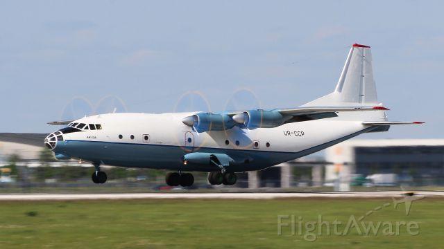 Antonov An-12 (UR-CCP)
