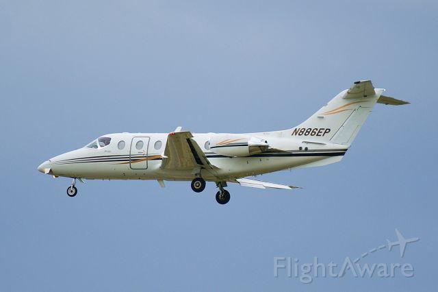 Beechcraft Beechjet (N886EP)