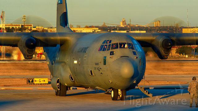 Lockheed C-130 Hercules (08-5683)