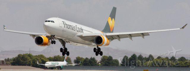 Airbus A330-200 (OY-VKF)