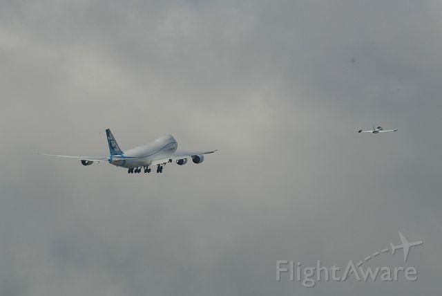 Boeing 747-200 (N747EX)