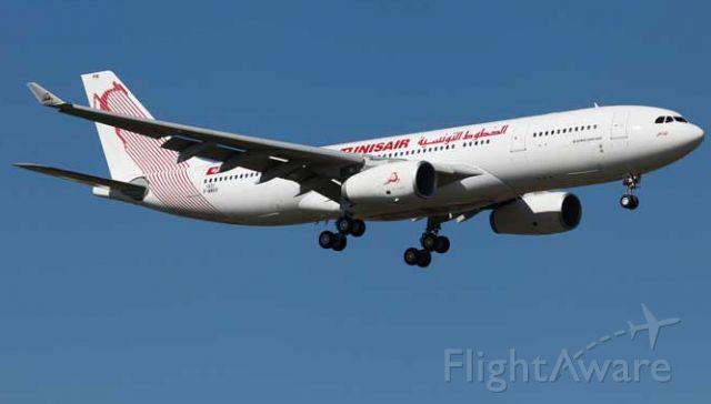 Airbus A330-200 (TS-IFN) - Tunis