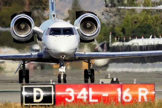 Gulfstream Aerospace Gulfstream IV (N945GS)