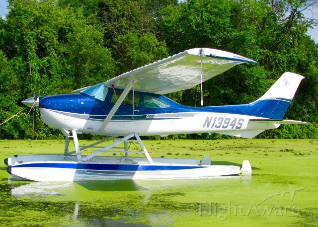Cessna Skylane (N1394S) - At AirVenture 2016.