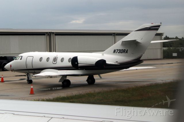 Dassault Falcon 20 (N730RA) - Seen here on 12-Jan-16.
