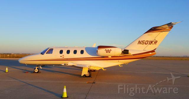 Cessna Citation CJ1 (N501KR) - Citation - King Ranch at KAMA