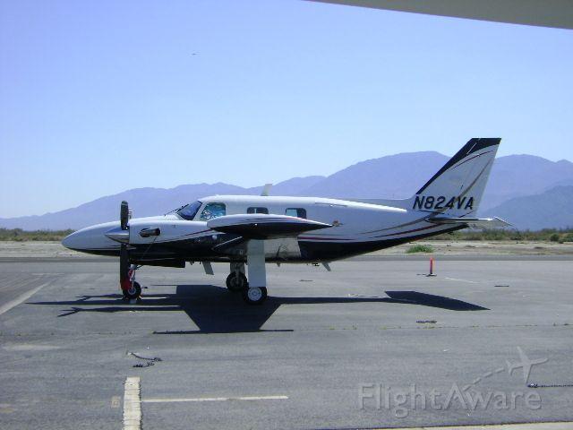 Piper Cheyenne (N824VA)