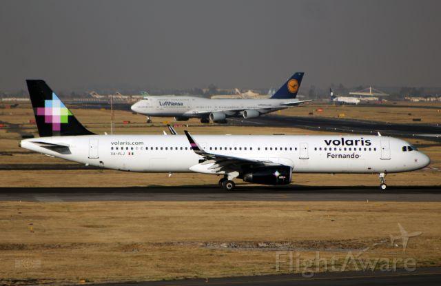 Airbus A321 (XA-VLJ) - Airbus A321-231 - MSN 6601