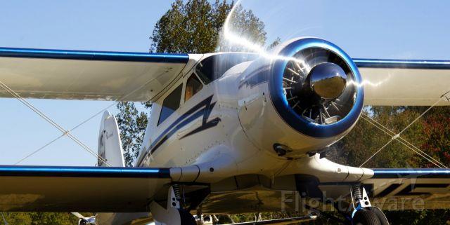 Beechcraft Staggerwing (N52931)