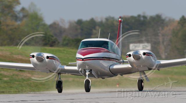 Piper PA-30 Twin Comanche (N7734Y)