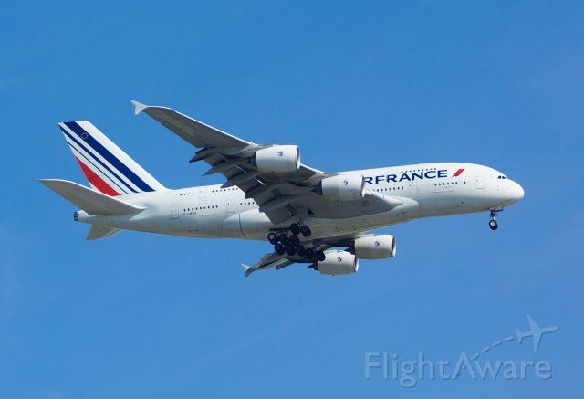 Airbus A380-800 (F-HPJI)