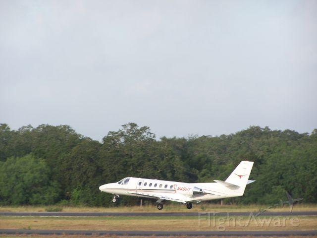 Cessna Citation V (N40HT)