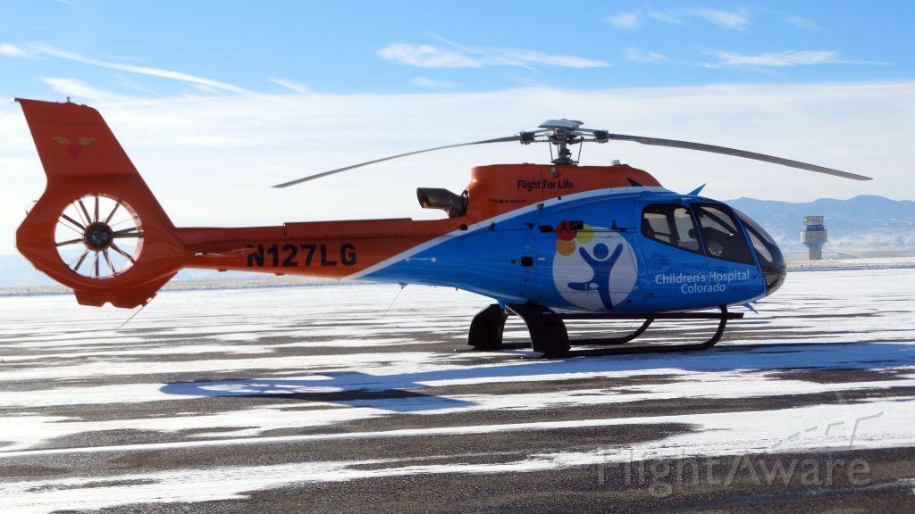 Eurocopter EC-130 (N127LG)