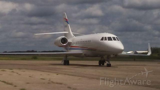 Dassault Falcon 2000 (N1HS) - N1HS FALCON 2000LX July 27 2016