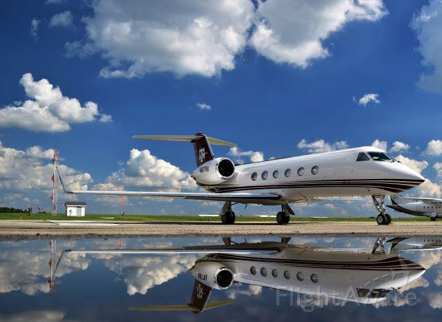 Gulfstream Aerospace Gulfstream IV (N817RA)