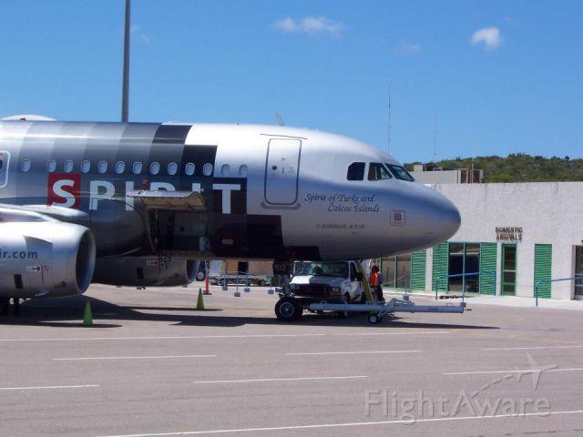 Airbus A319 (N512NK) - SPIRIT A319 ....