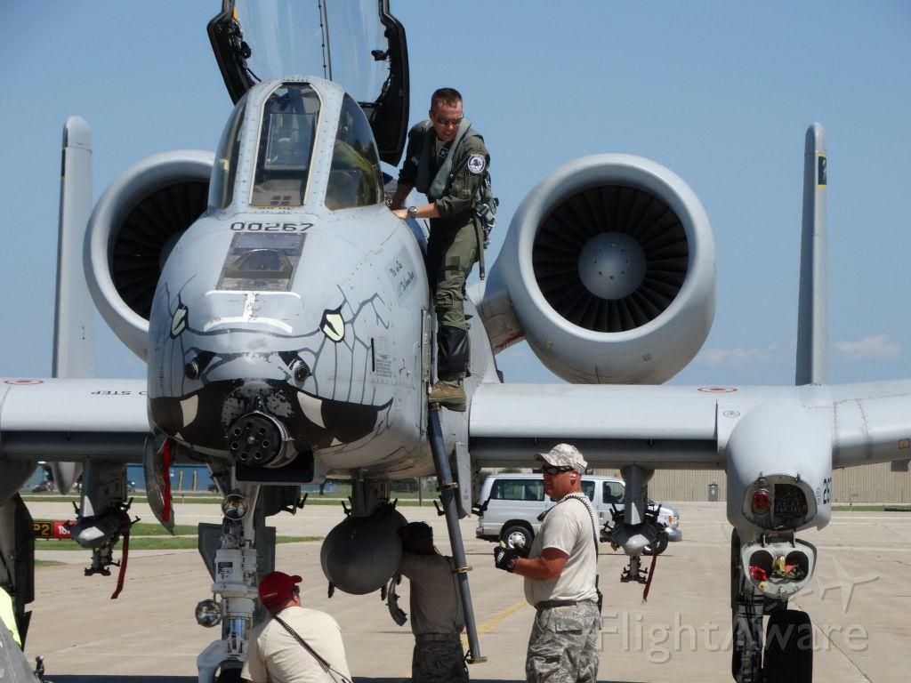 Fairchild-Republic Thunderbolt 2 (80-0267) - 1980 A-10C