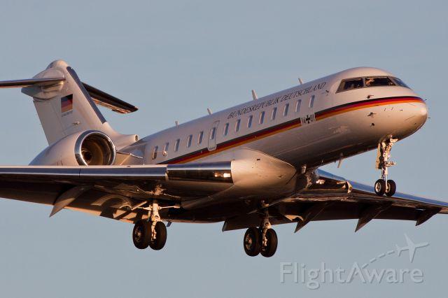 Bombardier Global 5000 (GAF1401)