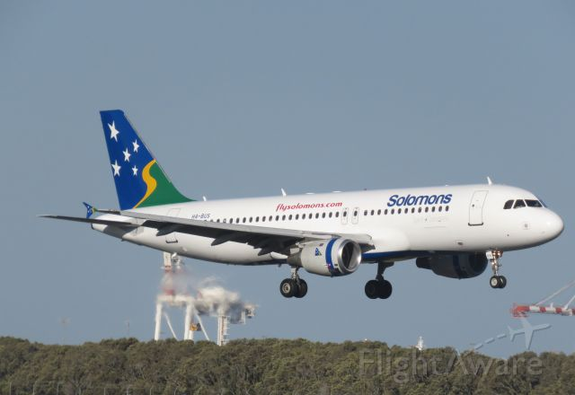 Airbus A320 (H4-BUS)