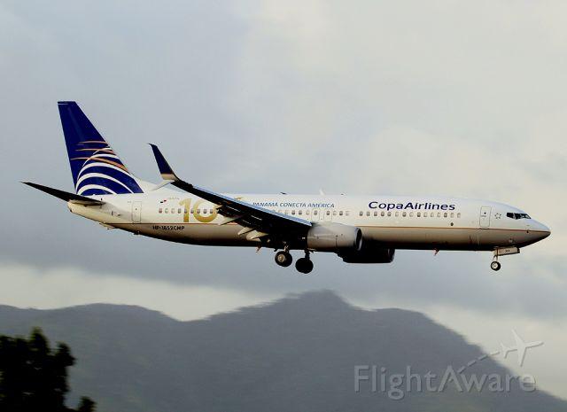 Boeing 737-800 (HP1852CMP)
