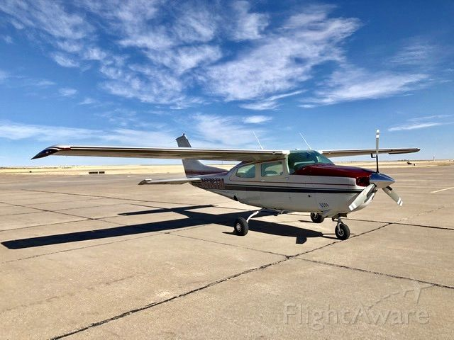 Cessna Centurion (N776TM)