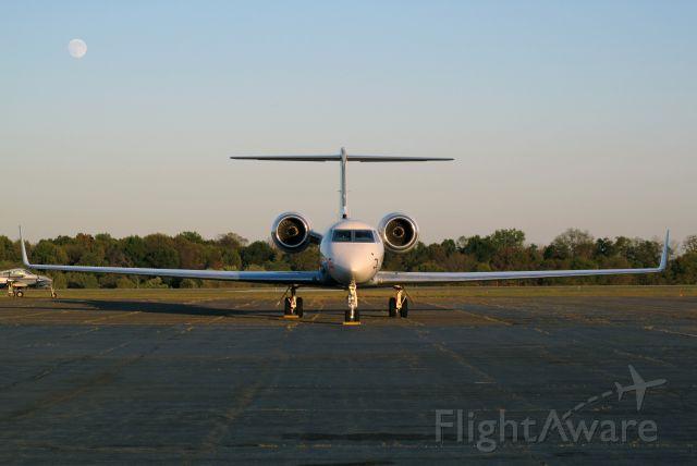 Gulfstream Aerospace Gulfstream V (ZS-AOL) - It