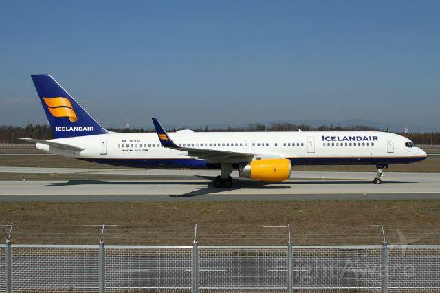 Boeing 757-200 (TF-ISF) - TF-ISF B757 2019-03-30 EDDF