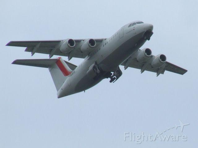Avro Avroliner (RJ-85) (EI-RJS)