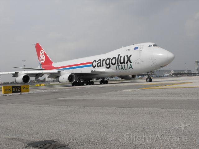 Boeing 747-400 (LX-RCV)