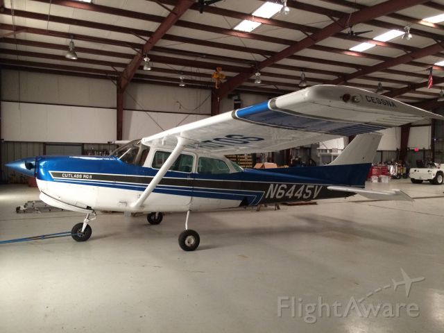 Cessna Cutlass RG (N6445V)