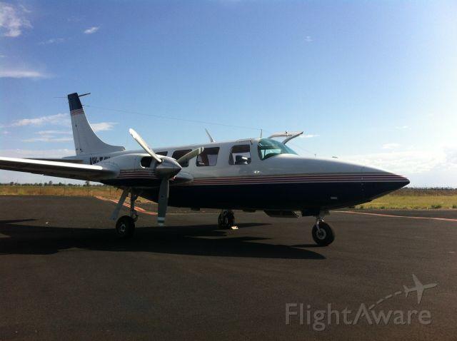 Piper Aerostar (VH-TJV)