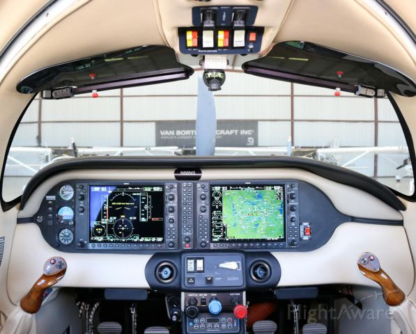 Cessna 400 (N66NS) - G1000 Cockit and A/C !