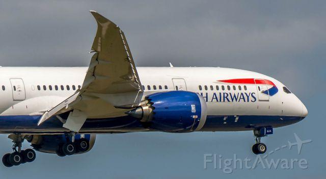 Boeing 787-8 (G-ZBJA)