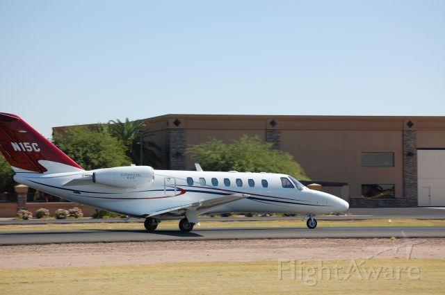 Cessna Citation CJ1 (N15C)
