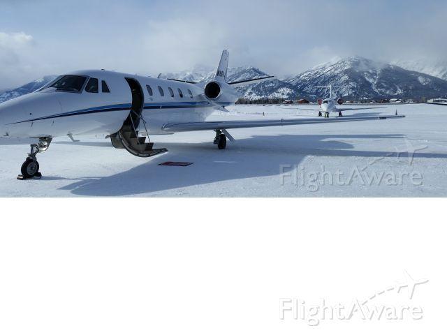 Cessna Citation Excel/XLS (N845JS) - ex N868J<br />560-5180