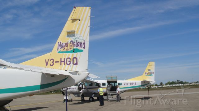 Cessna Caravan (V3-HGQ)