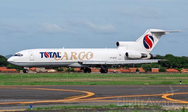 BOEING 727-200 (PT-MTQ)