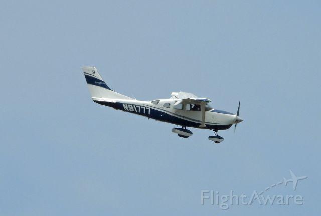 Cessna 206 Stationair (N91777)