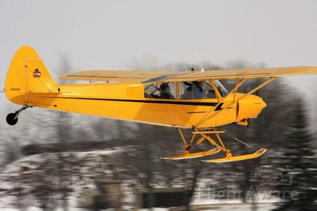 Piper L-21 Super Cub (N7610H)