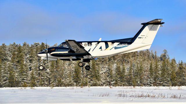 Beechcraft Super King Air 200 (MAX210) - C-GCVS