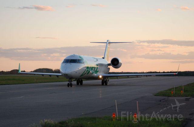 Canadair Regional Jet CRJ-200 —