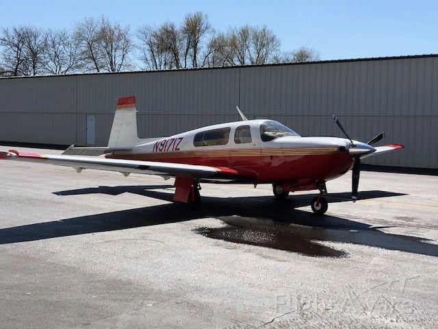 Mooney M-20 (N9171Z)