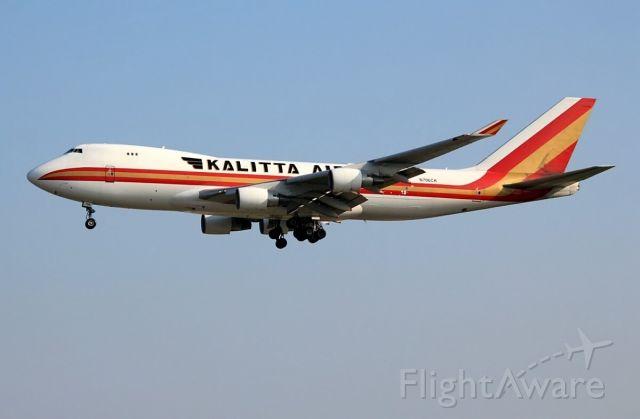 Boeing 747-400 (N706CK)