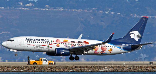 Boeing 737-800 (XA-JOY)