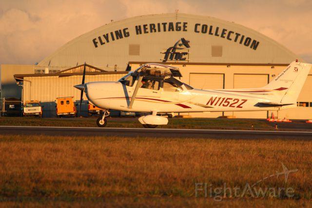 Cessna Skyhawk (N1152Z)